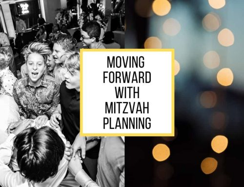Moving Forward With Mitzvah Planning